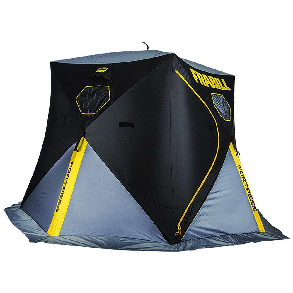 Frabill Fortress 260 Ice Hub Shelter 3-Person