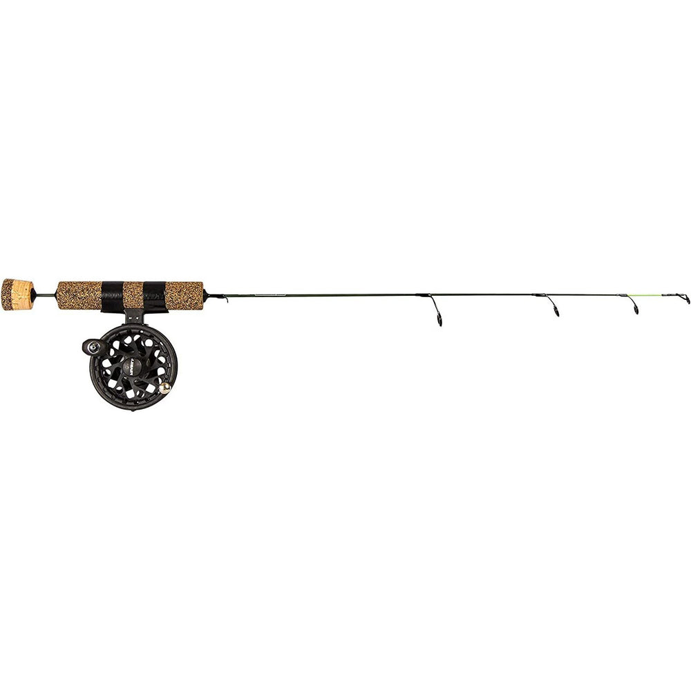 "Frabill Ice Hunter Finesse Straightline Combo 24"" / UL"