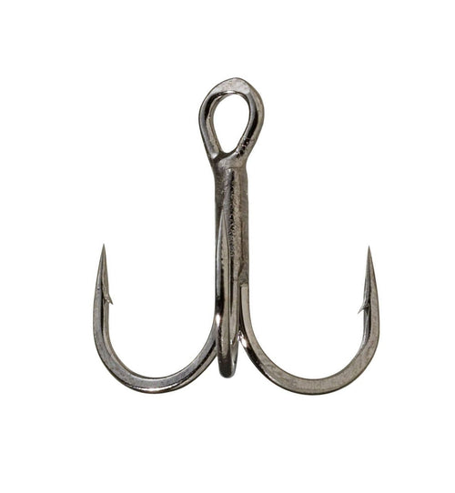 Gamakatsu Short Shank Round Bend Magic Eye Treble Hook
