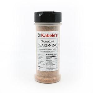 Kabeles Signature Seasoning