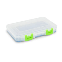 Lure Lock Medium Box with Elastak Liner