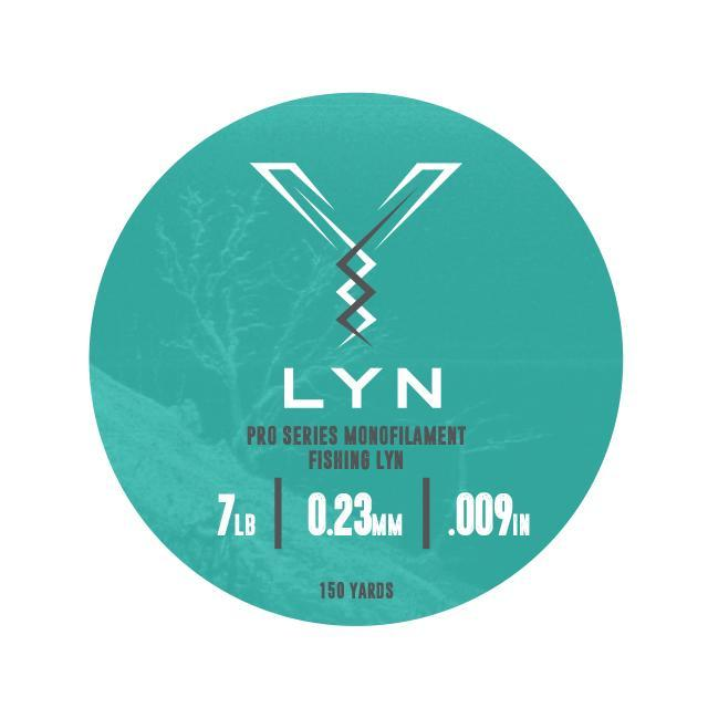 LYN Ice Monofilament 3LB / 50 Yard
