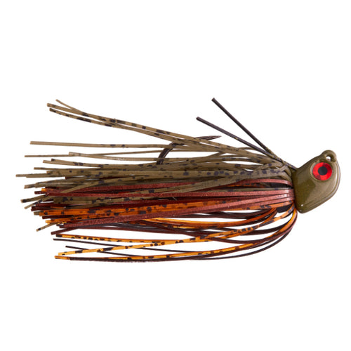 Cumberland Pro Lures ProCaster Jig 1/4 oz / Naked Craw
