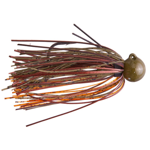Cumberland Pro Lures Football Jig 1/2 oz / Naked Craw