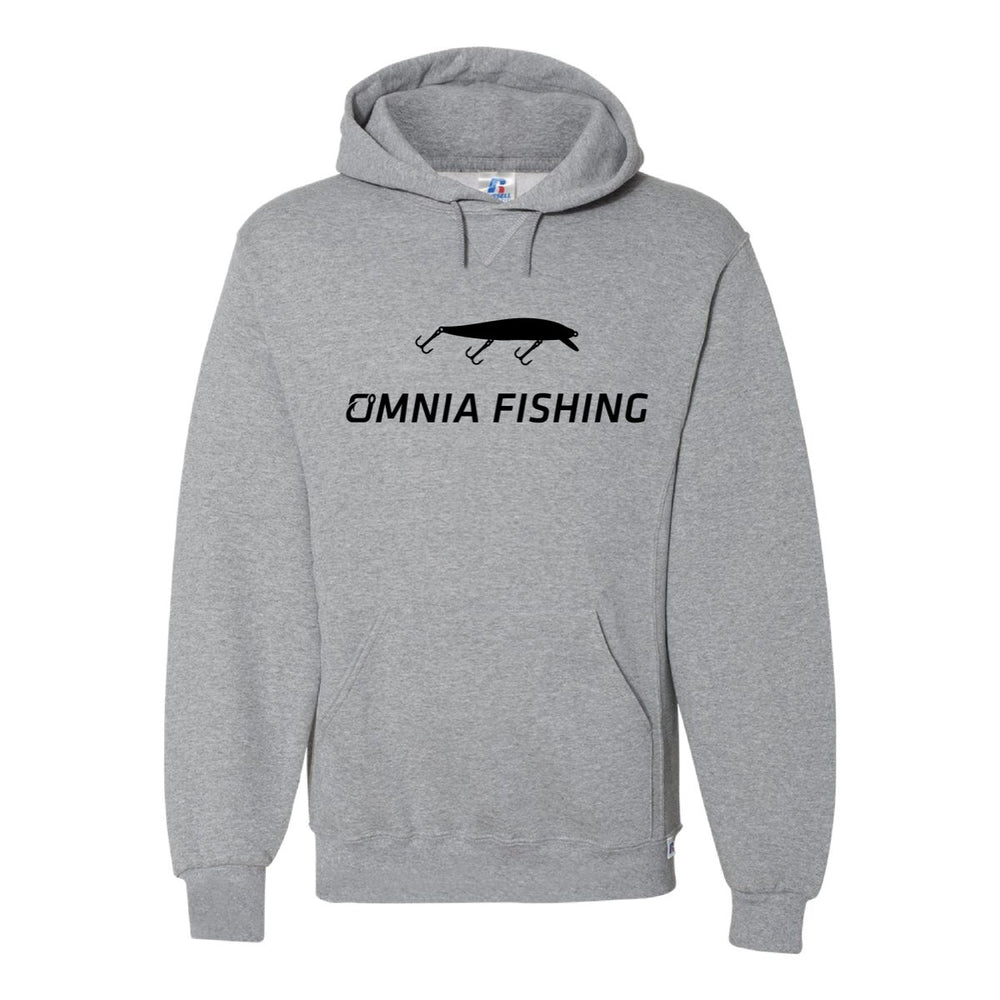 Omnia Fishing Jerkbait Hooded Sweatshirt X-Large