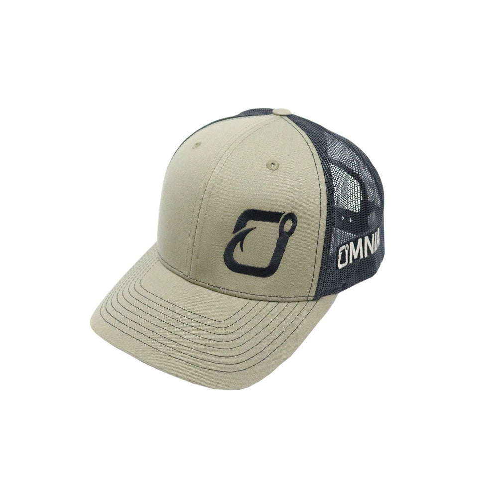 Omnia Trucker Hat Green Pumpkin Green Pumpkin