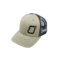 Omnia Trucker Hat Green Pumpkin