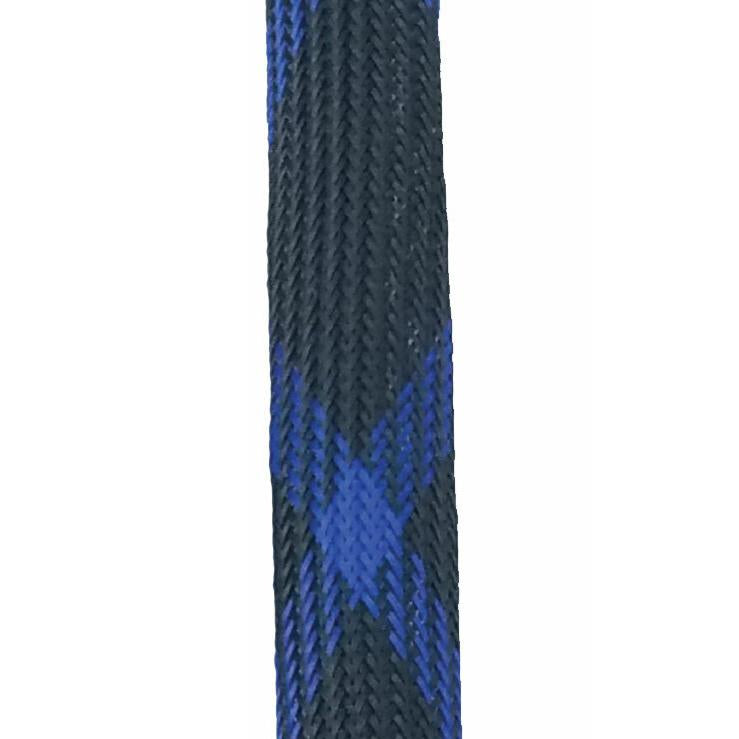Outkast Tackle SLIX Series II Spinning Rod Cover 5' / Black/Blue