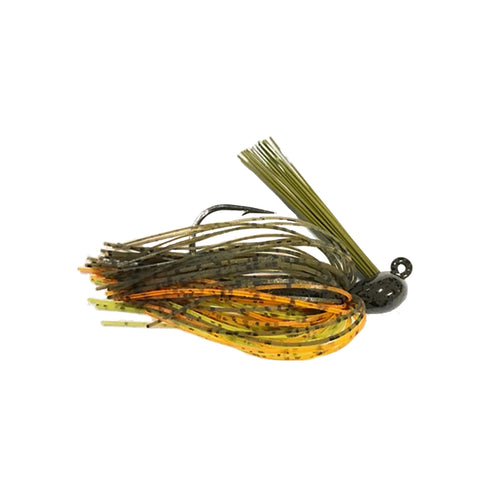 Greenfish Tackle Brandon Cobb All Purpose Jig 1/4 oz / Peas N Carrots