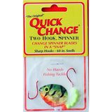 Quick Change Fish Candy Spinner Rig