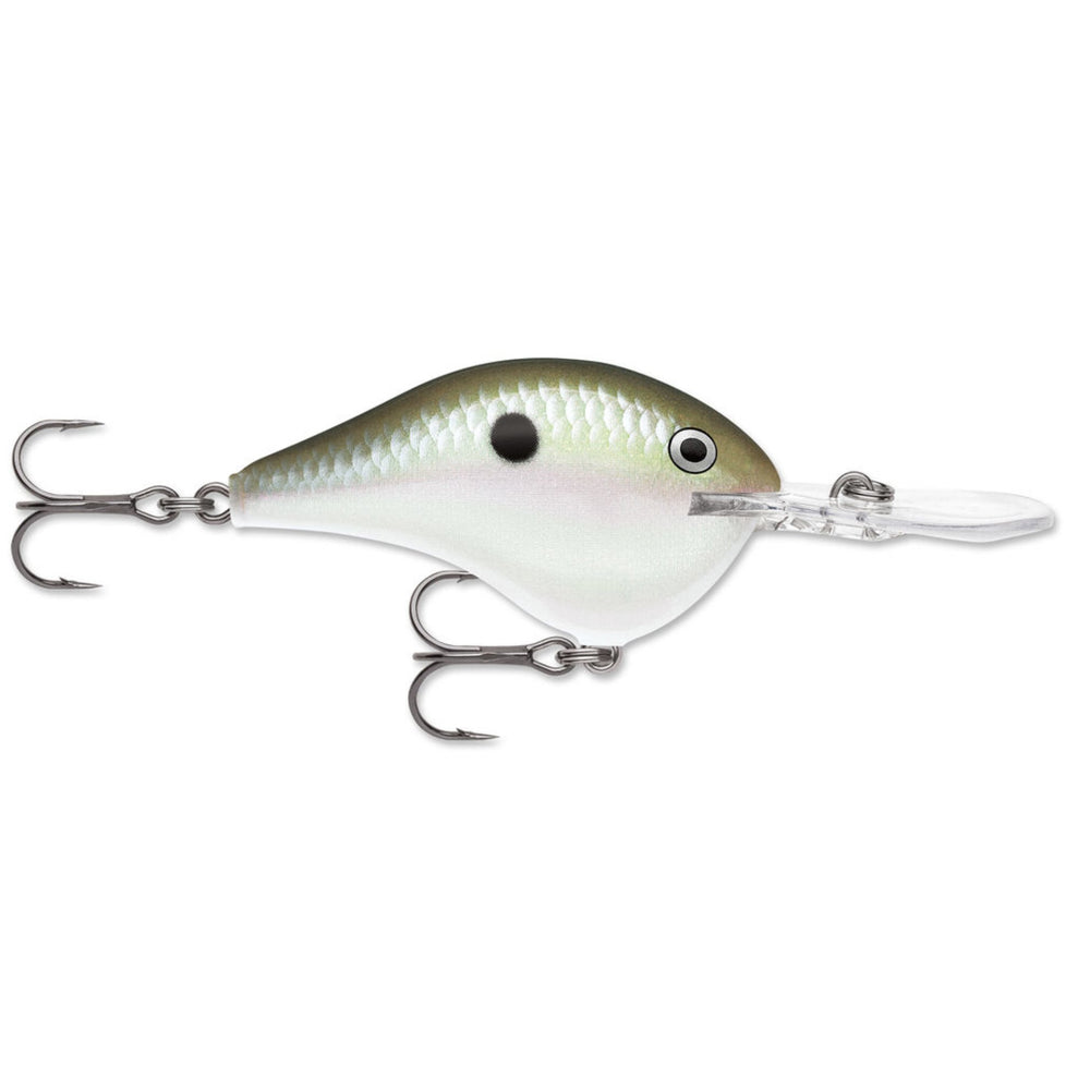 """Rapala DT 10 Green Gizzard Shad / 2 1/4"""""""