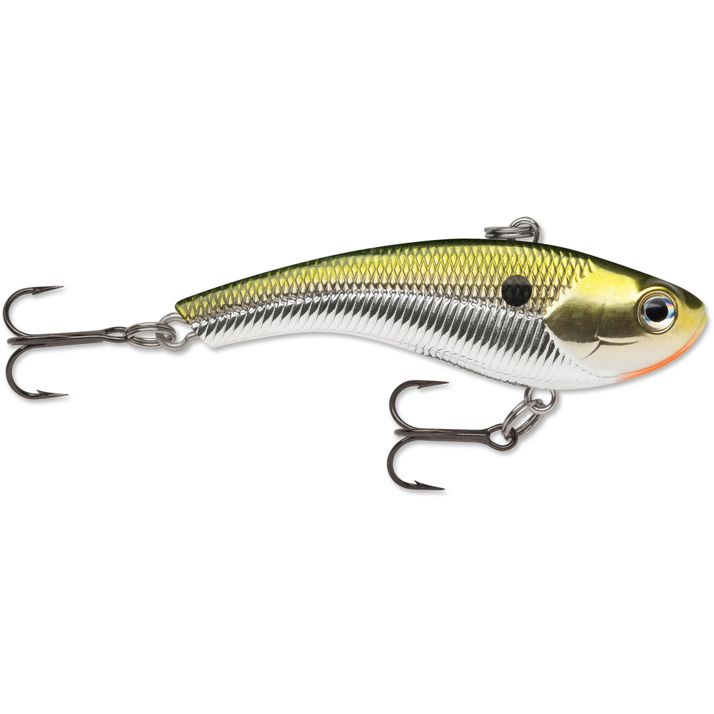 "Rapala Slab Rap 1 1/2"" / GOLD CHROME"