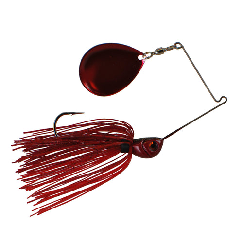 Cumberland Pro Lures Insomniac Spinnerbait 1/2 oz / Ruby - Red Blade