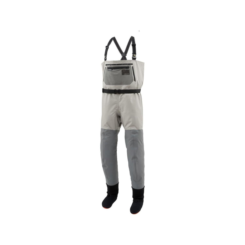Simms Headwaters Pro Waders - Stockingfoot Small / Boulder