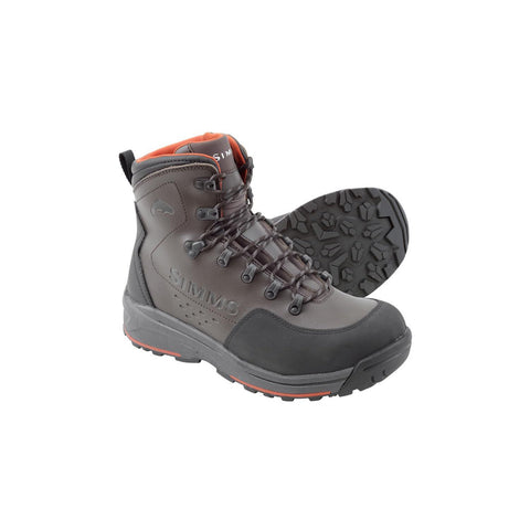 Simms Men's Freestone Wading Boot - Rubber Sole