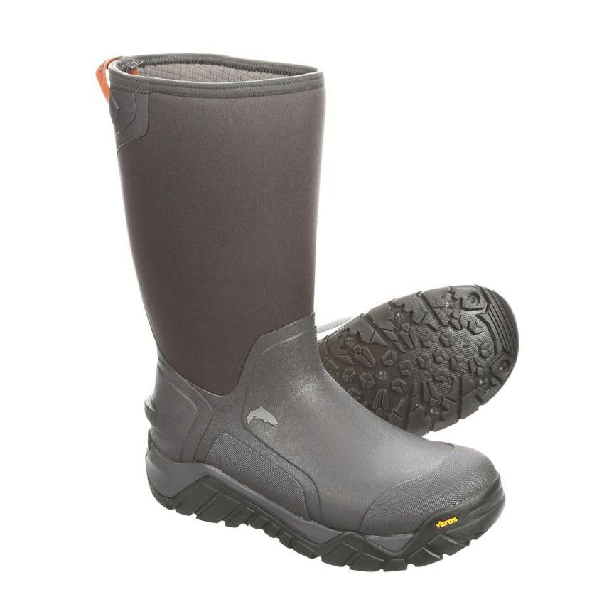 Simms Men's G3 Guide Pull-On-Boot- 14in 7 / Carbon
