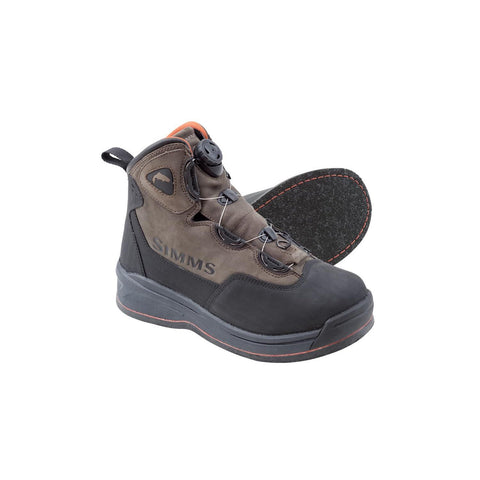 Simms Men's Headwaters Boa Wading Boot - Felt Sole