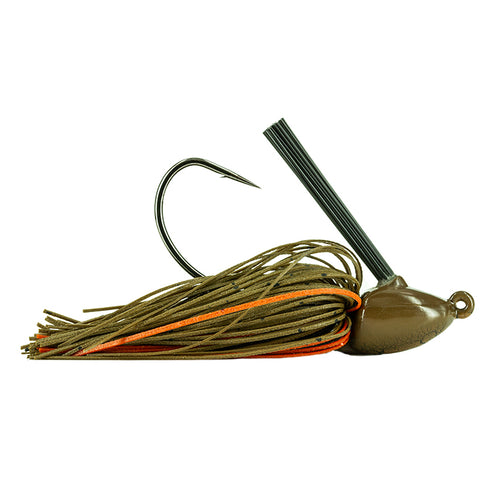 Molix Tenax Wide Gap Flipping Jig 1/2 oz / Spanish Craw
