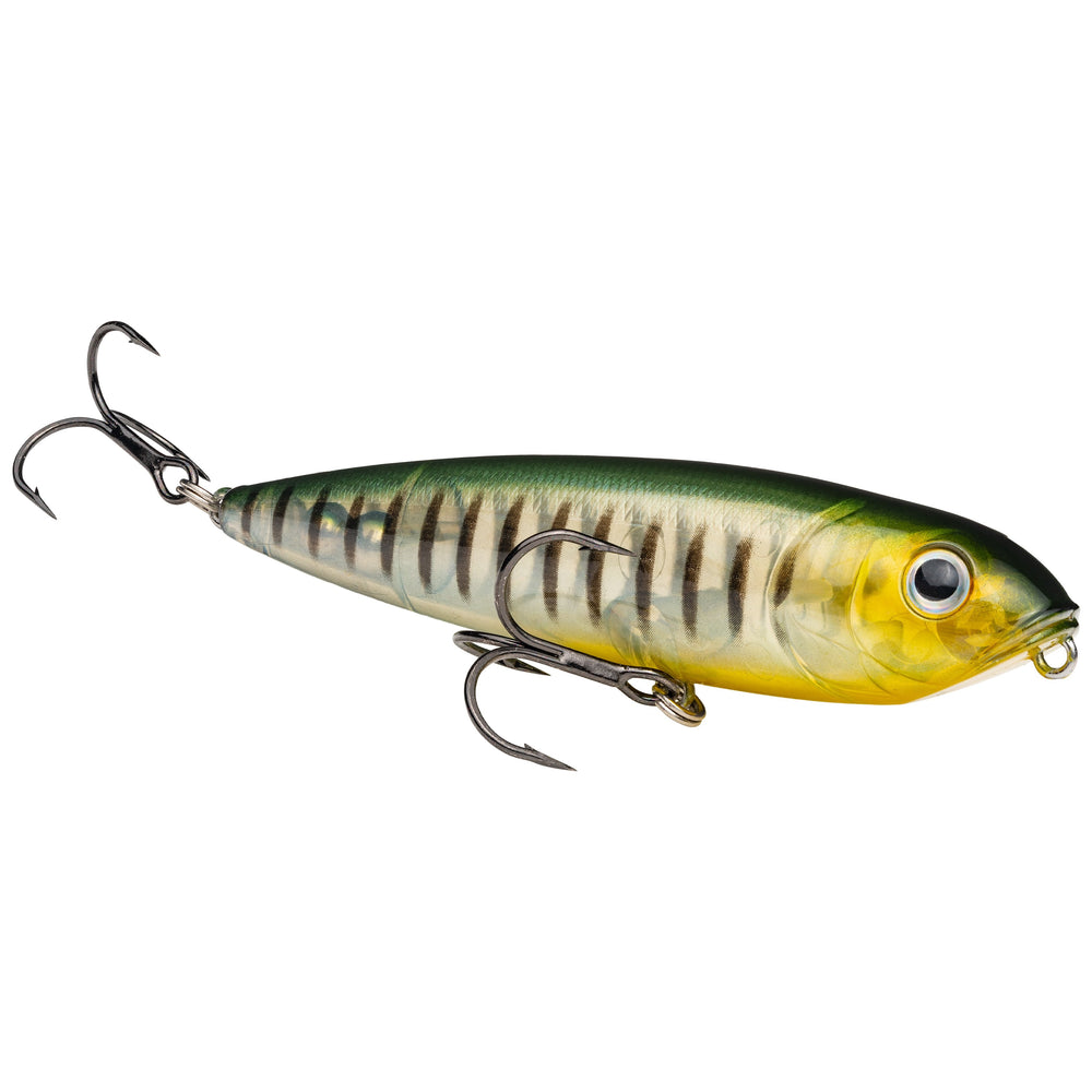 Strike King KVD Sexy Dawg Jr Topwater Phantom Perch / 3 3/4""