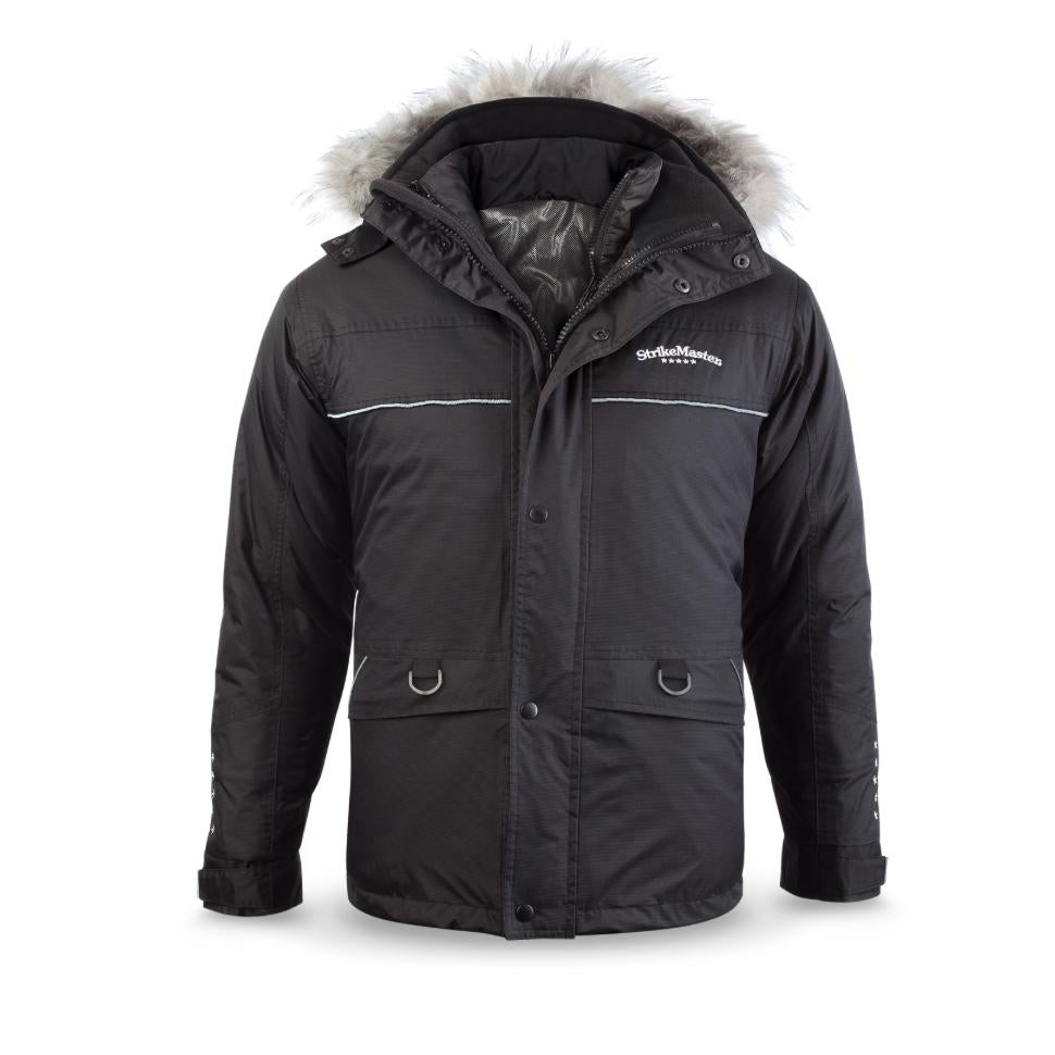 StrikeMaster Allie Jacket Small / Black Pearl