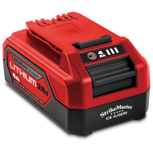 StrikeMaster Lithium 24v Battery