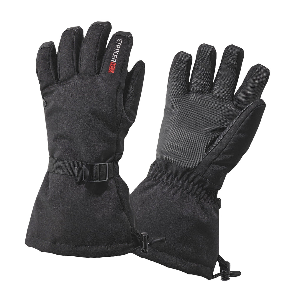 Striker Ice Youth Climate Glove Small / Black