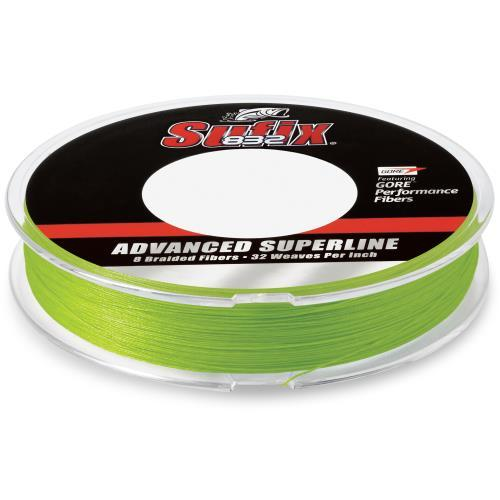 Sufix 832 Braid 10LB / Neon Lime / 150 Yards