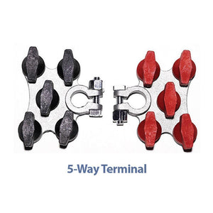 T-H Marine Hydra Multi-Connection Marine Battery Terminals