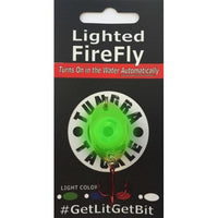 """Tundra Tackle Lighted FireFly 1/8 oz / Gold/Green / 1"""""""