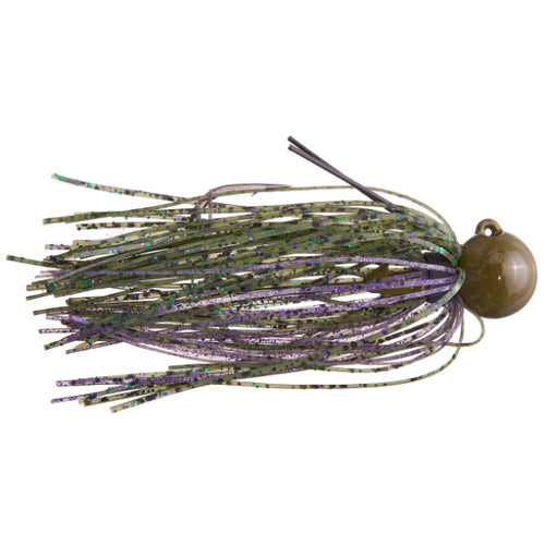 Cumberland Pro Lures Football Jig 1/2 oz / Watermelon Candy Haze