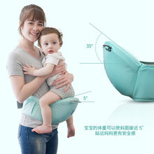 Load image into Gallery viewer, Breathable Ergonomic Baby Carrier Backpack Infant Baby Backpack Carriers Front Facing - hellomybb