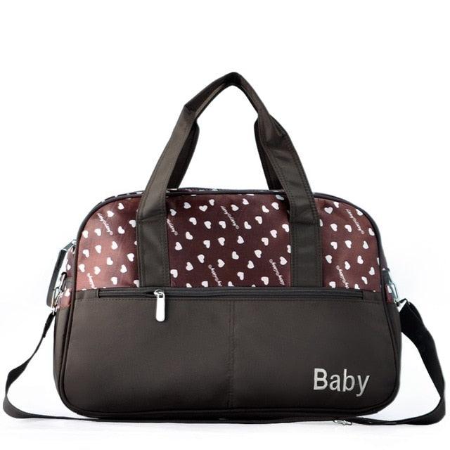 Hellomybb multifunctional diaper bags maternity mummy big capacity handbag baby care - hellomybb