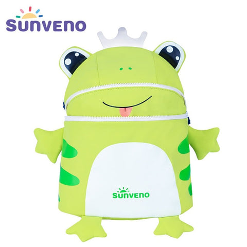 New SUNVENO Toddler Baby Harness Backpack Children Anit-Lost Bag Backpacks 3D Animal - hellomybb
