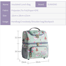 Load image into Gallery viewer, Bottle Bag Keep Fresh Insulation Bag Mini  Portable Baby Bottle Holder - hellomybb