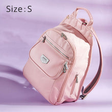 Load image into Gallery viewer, Diaper Bag for girls Baby Backpack high quality Mummy Maternity Nappy Fashion Bag - hellomybb