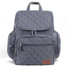 Load image into Gallery viewer, Baby Diaper Bags Mother Travel Backpacks Nursing Bags for Two Kids - hellomybb