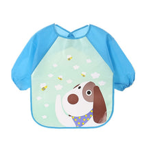 Load image into Gallery viewer, Cartoon Baby Bibs EVA Waterproof Newborn Translucent Bibs Feeding Kids Girls Boys
