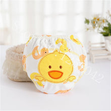 Load image into Gallery viewer, Baby Cotton Training Pants Panties Baby Diapers Reusable Cloth  Washable Underwear Nappy Changing - hellomybb
