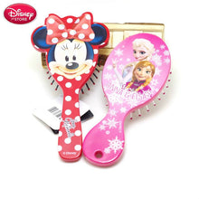 Load image into Gallery viewer, Disney Frozen Comb for Girls Brushes Hair Care Mickey Hair Comb Disney Toys