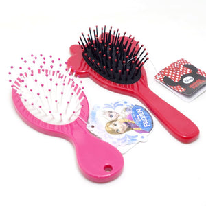 Disney Frozen Comb for Girls Brushes Hair Care Mickey Hair Comb Disney Toys