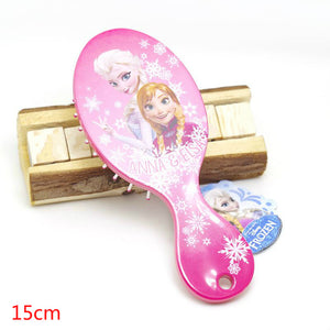 Disney Frozen Comb for Girls Brushes Hair Care Mickey Hair Comb Disney Toys - hellomybb