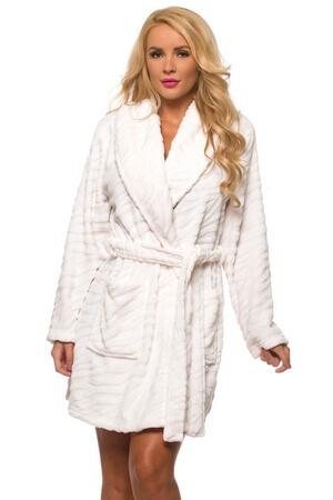 Cozy Is The New Casual Robe - LingerieDiva