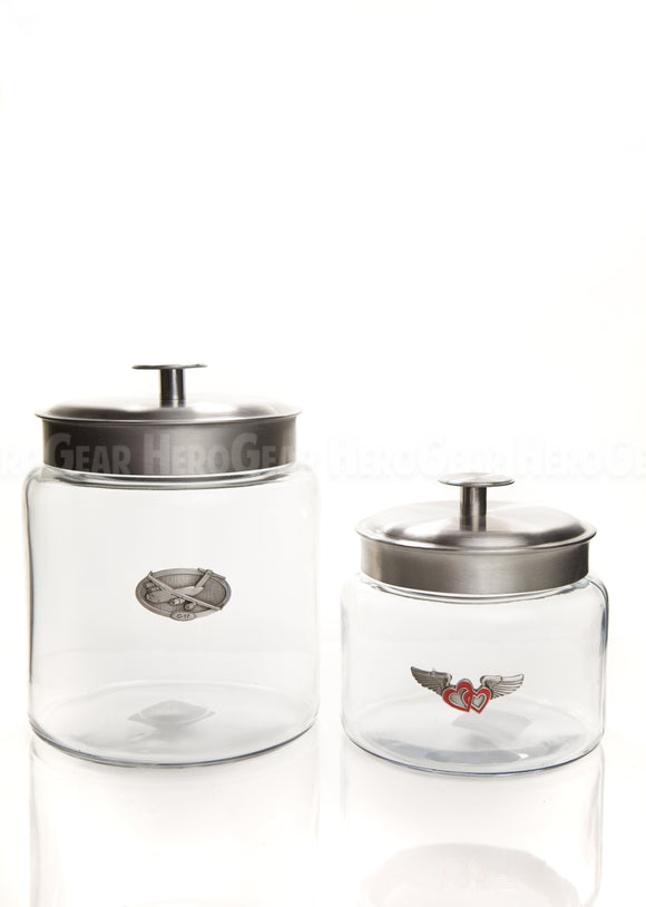 JEWELRY BOXES and JARS
