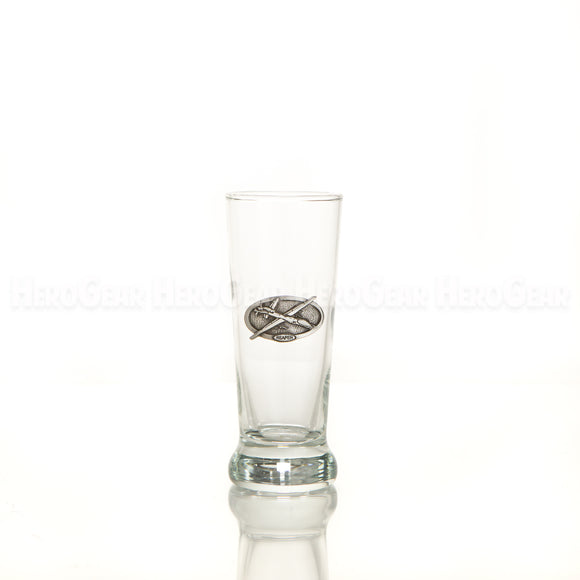 AMRAAM Shot Glass
