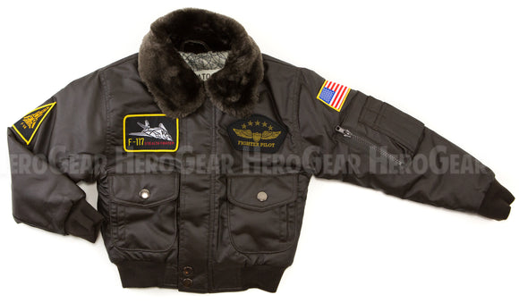 Children's WWII Aviator Flight Jacket