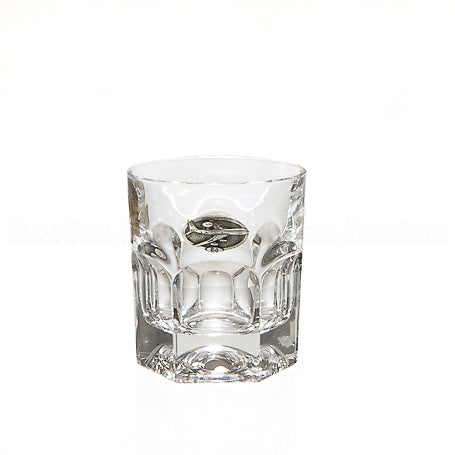 Cruizin Double Old Fashioned, Small Crest