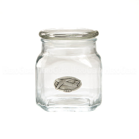 Hard Deck Jar Large, with Large Crest