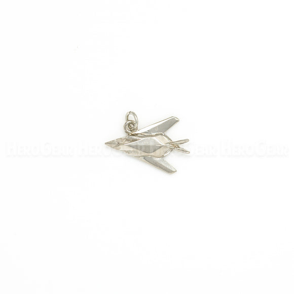 F-117 Nighthawk Charms, Lapel Pins, and Tie Tacks - Plated