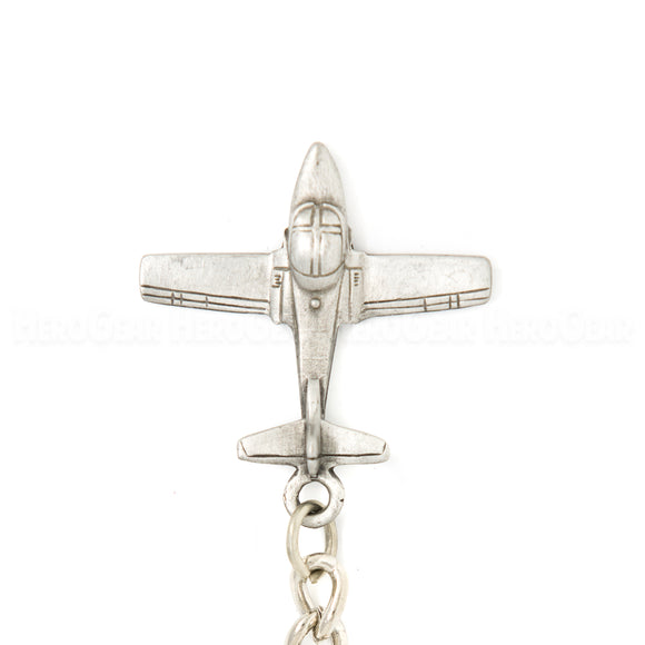 T-37 Tweet 3D Pewter Key Chain or Bag Pull