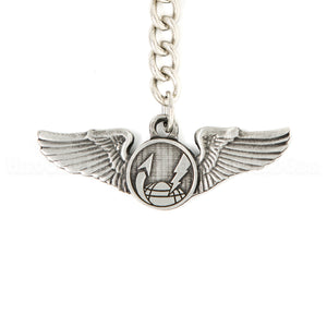 Wings - USAF Sensor Operator Key Chain or Bag Pull
